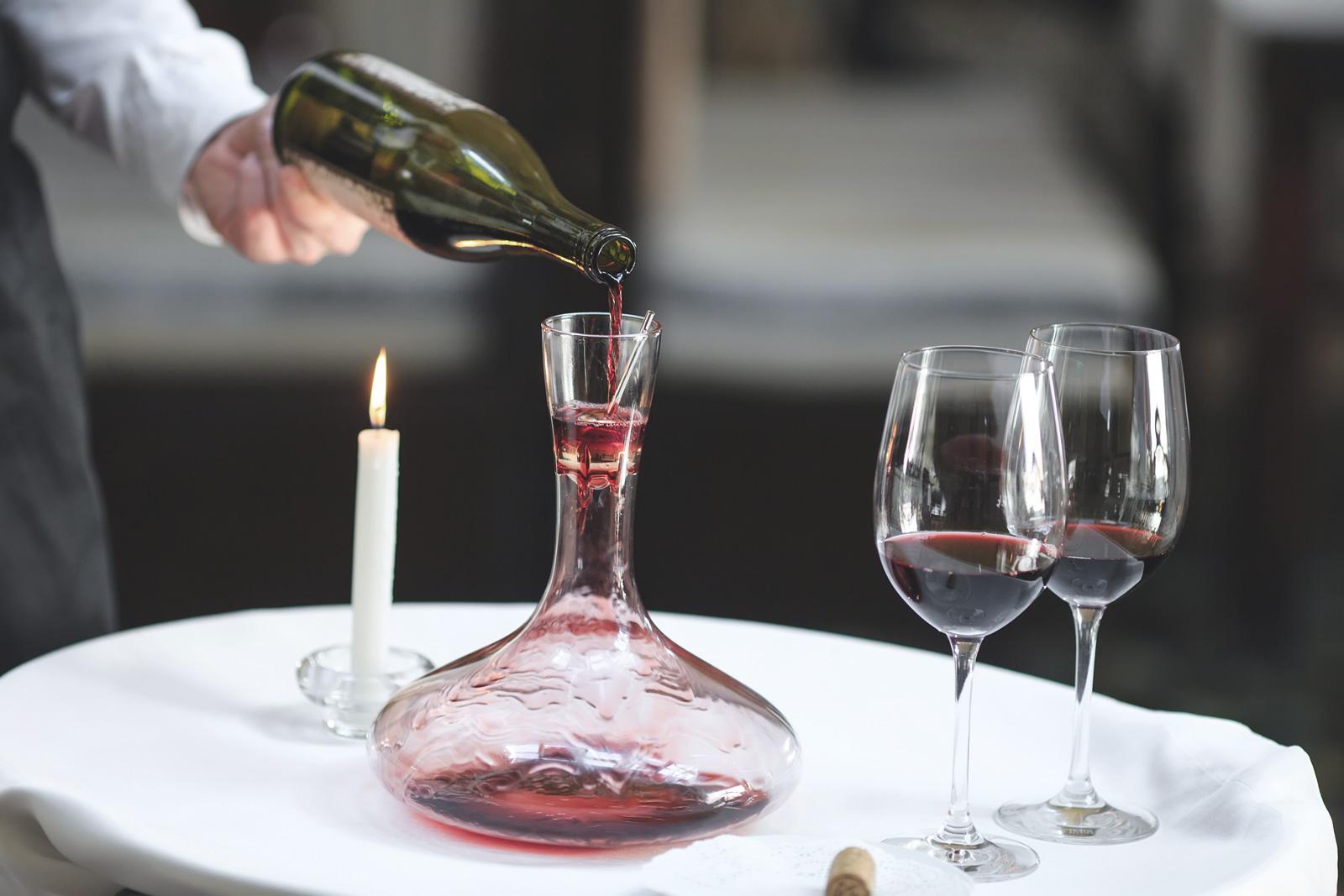 decanter vieux vin carafe